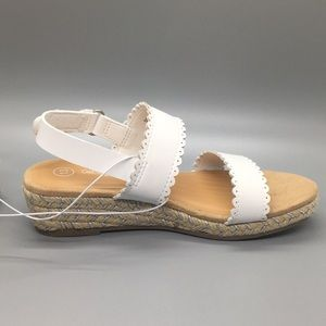 Cat & Jack Girls Espadrille Sandals